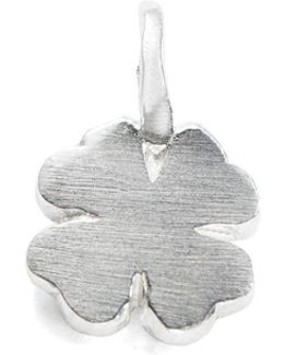 Sterling Silver Mini Clover Charm