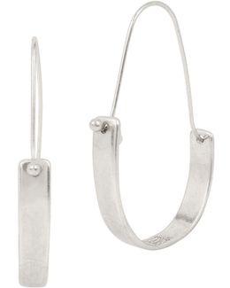 Sculptural Drop Earrings
