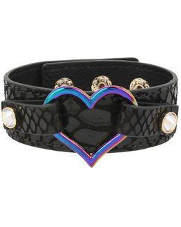 East Harlem Shuffle Leather Bracelet