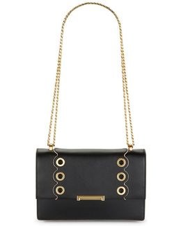 Mara Leather Shoulder Bag