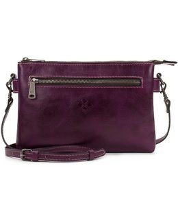Moscava Leather Shoulder Bag