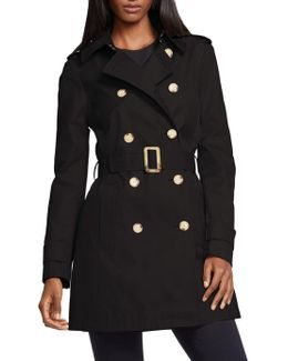 Double-breasted Trench Coat