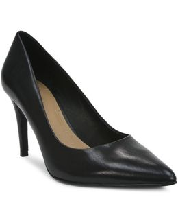 Brice Leather Pumps