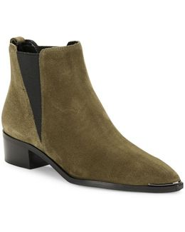 Yale Suede Boots