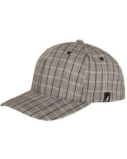 Plaid Flexfit Bb Cap