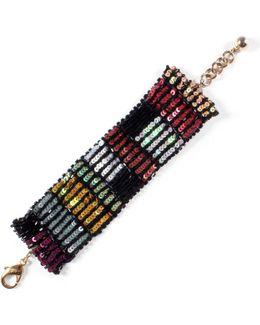 Josephine Sequin Bracelet