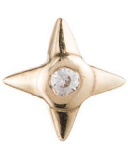 Zodiacs Earth Stud