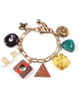 *vintage* Charm Bracelet 1