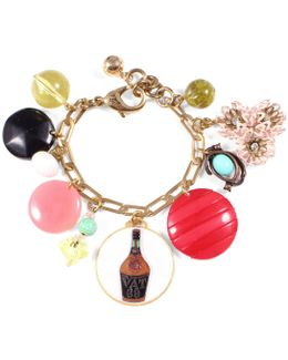 *vintage* Charm Bracelet #10
