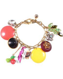 *vintage* Charm Bracelet #11