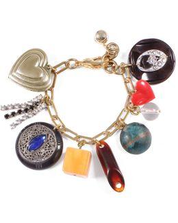 *vintage* Charm Bracelet #12