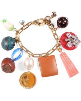 *vintage* Charm Bracelet #13