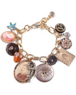 *vintage* Charm Bracelet 2