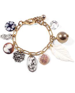*vintage* Charm Bracelet #3