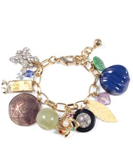 *vintage* Charm Bracelet #4
