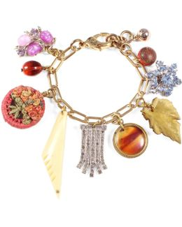 *vintage* Charm Bracelet #8