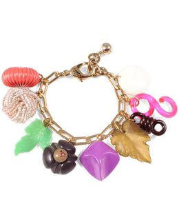 *vintage* Charm Bracelet #9