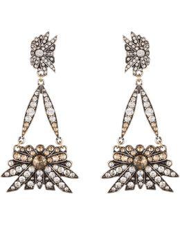 Larkspur Drop Earring Silver