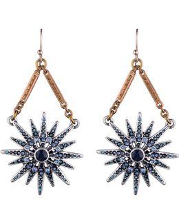 *new* Radiant Earring - Blue