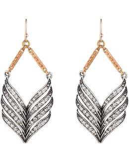 Symmetry Drop Earring