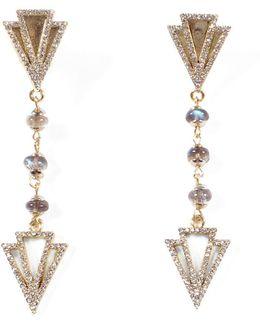 Granada Long Earring