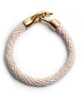 George Frost G. Frost Harpoon Bracelet - Ivory