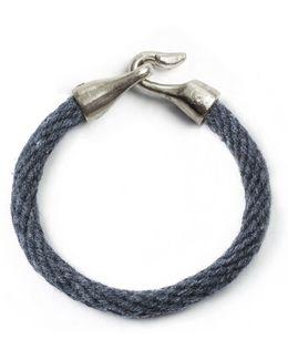 George Frost G. Frost Harpoon Bracelet Navy