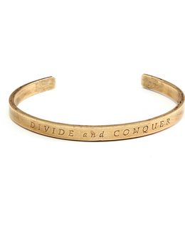 George Frost G. Frost Divide And Conquer Cuff