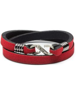 George Frost Neoprene Wrap Bracelet