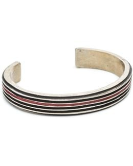 George Frost Ridge Cuff With Color
