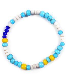 George Frost Chaoun ''calm'' Morse Bracelet