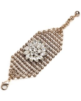 Mesh Bracelet - Gold
