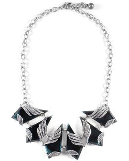 Reflection Statement Necklace