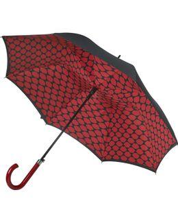 Lips Grid Bloomsbury Umbrella