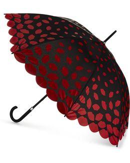 Scattered Lips Kensington Umbrella