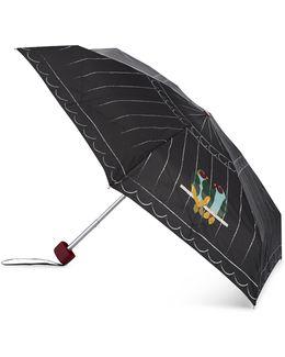Lovebirds Tiny Umbrella