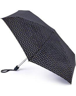 Mini Lip Print Tiny Umbrella