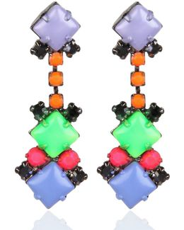 Electro Clash Nova Earrings