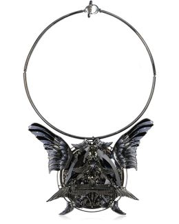 Round Wings Medallion