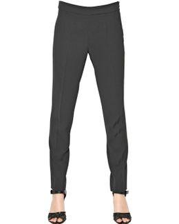 Comfort Fit Twill Pants