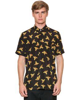 Orb Print Shirt