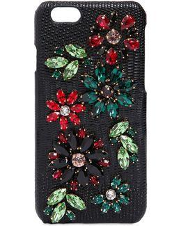 Embellished Leather Iphone 6 Case