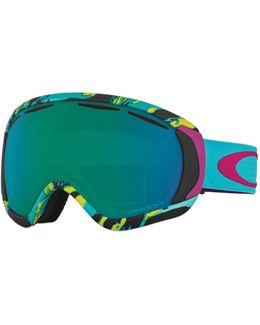 Danny Kass Canopy Prizm Jade Snow Goggle