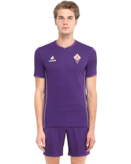 Official Acf Fiorentina Football Jersey
