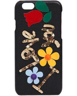 I Love You Embellished Iphone 6 Case