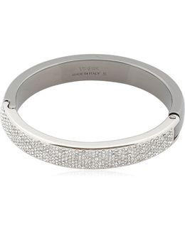 Nona Two Tone Crystal Bracelet