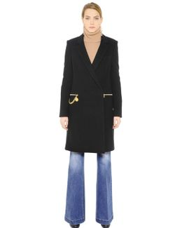 Melton Wool Coat