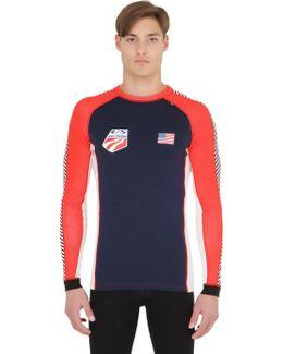 Usa Ski Team Base Layer Top