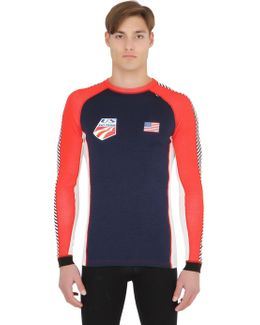 Usa Ski Team Base Layer Top