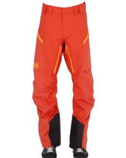 Backbowl Cargo Primaloft Ski Pants